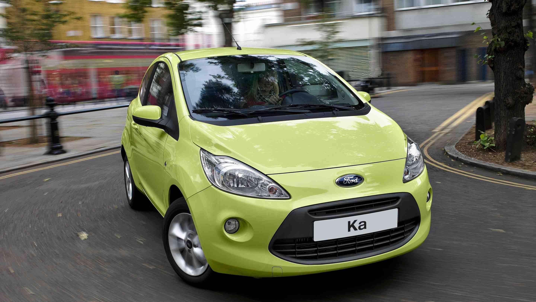 Prestazioni della Ford Ka