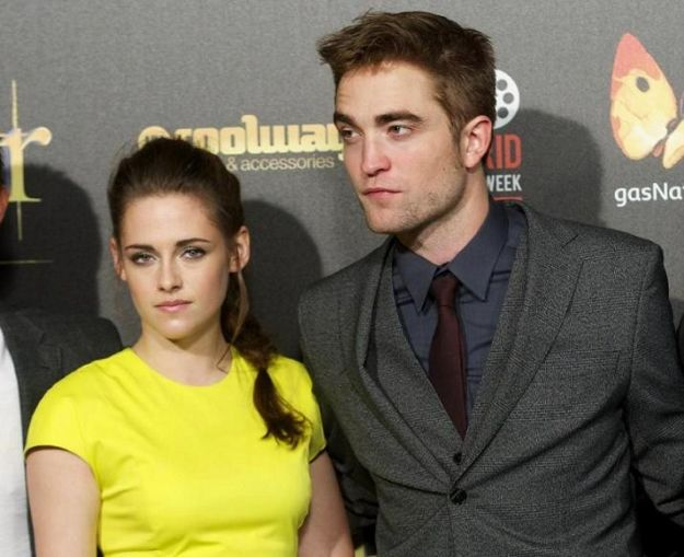 Robert Pattinson e Kristen Stewart insieme sul red carpet