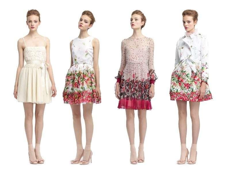 Modelli di vestiti corti