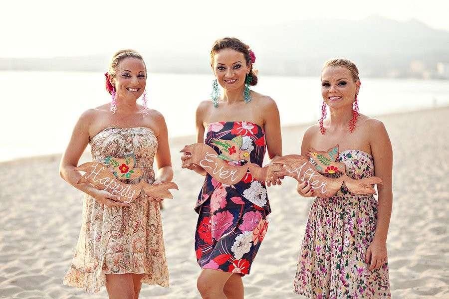 Matrimonio al mare, come vestirsi [FOTO]