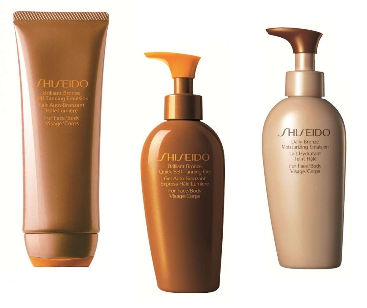 Crema autoabbronzante Shiseido