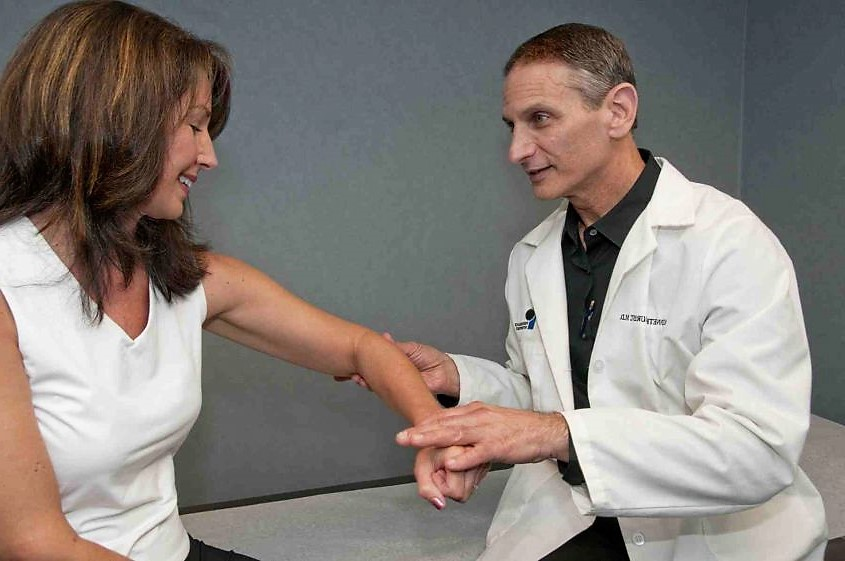 Dolore al braccio sinistro infarto o altra causa pourfemme for Dolore addome sinistro alto