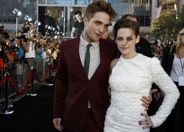 kristen stewart e robert pattinson eleganti e chic sul red carpet