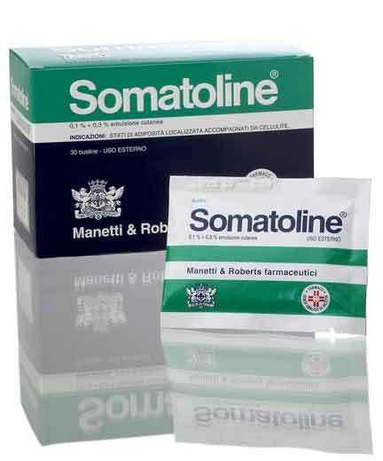 trattamento anticellulite somatoline