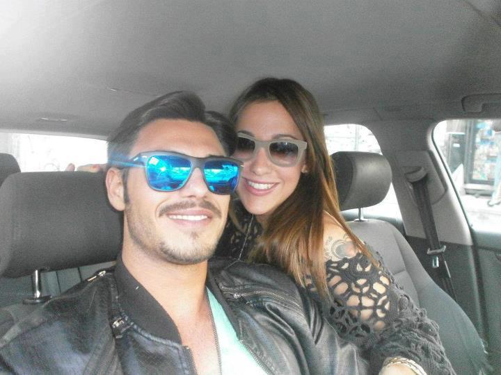 Francesco Monte e Teresanna Pugliese amore