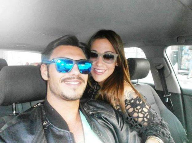 Francesco Monte e Teresanna coppia