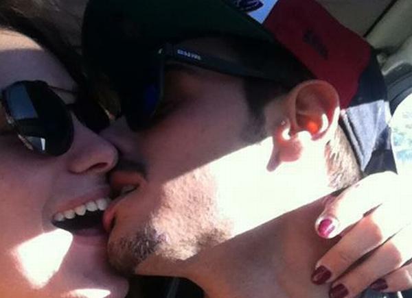 Francesco monte teresanna bacio