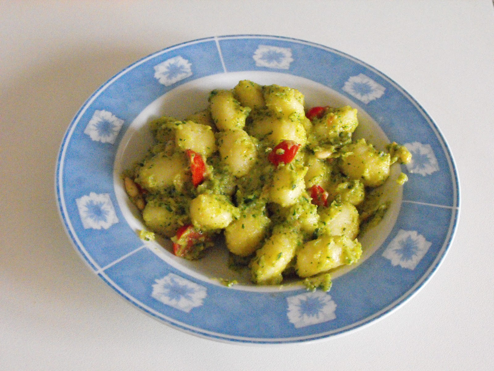 Gnocchi con zucchine