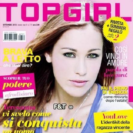 Teresanna Pugliese Top Girl
