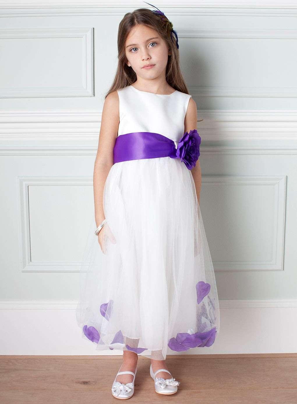 timeless design 16391 63c12 Abiti da cerimonia per bambini: look eleganti per i piccoli ...