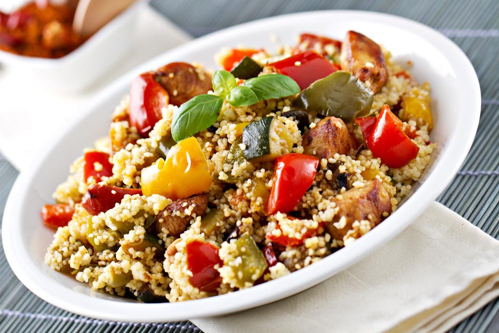 alimenti senza potassio cous cous