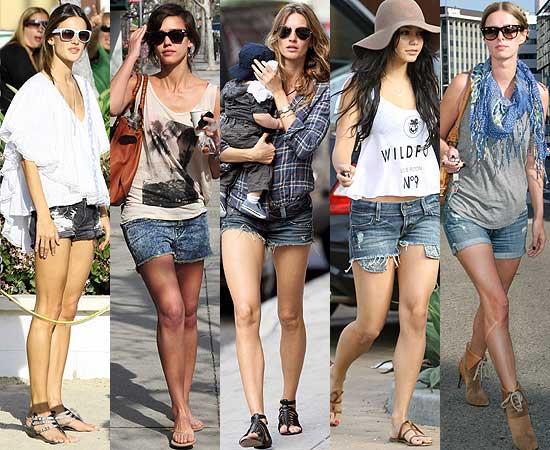 donne shorts stupro