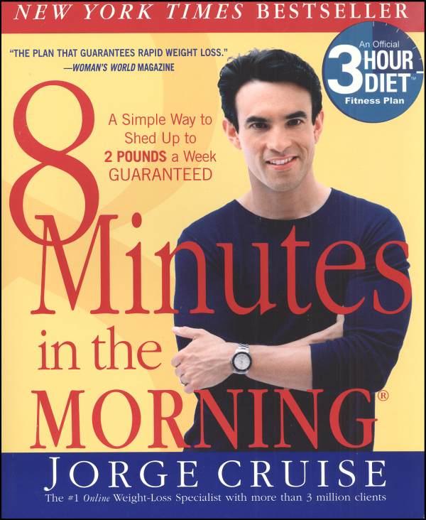La dieta delle tre ore di Jorge Cruise