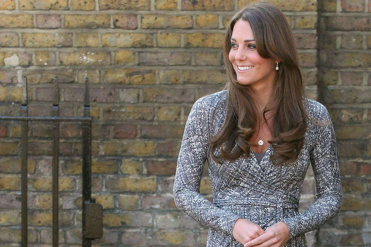 Kate Middleton: il beauty look in gravidanza [FOTO]