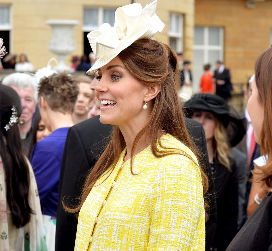 kate middleton semiraccolto