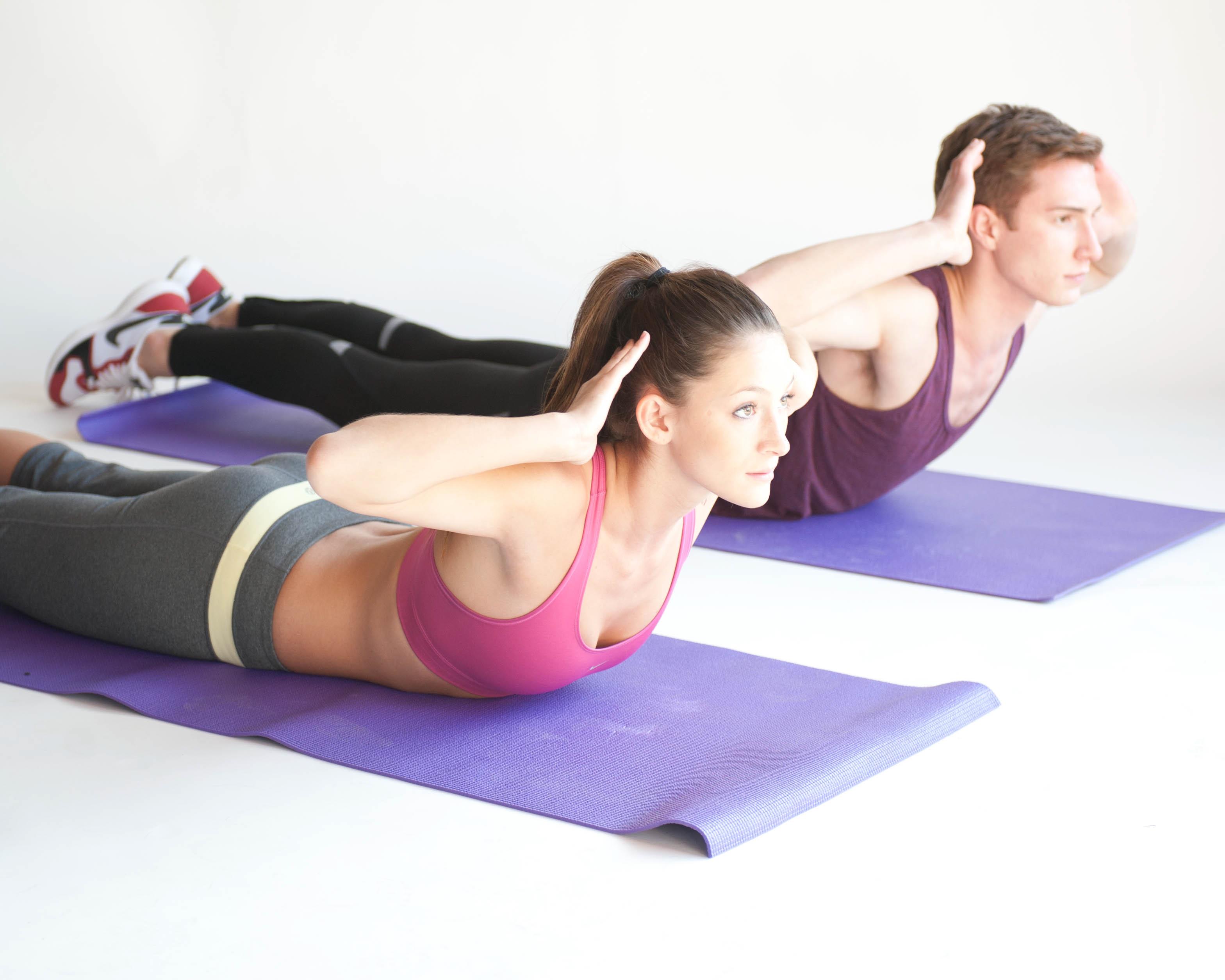 L'allenamento da un minuto per mantenersi in forma