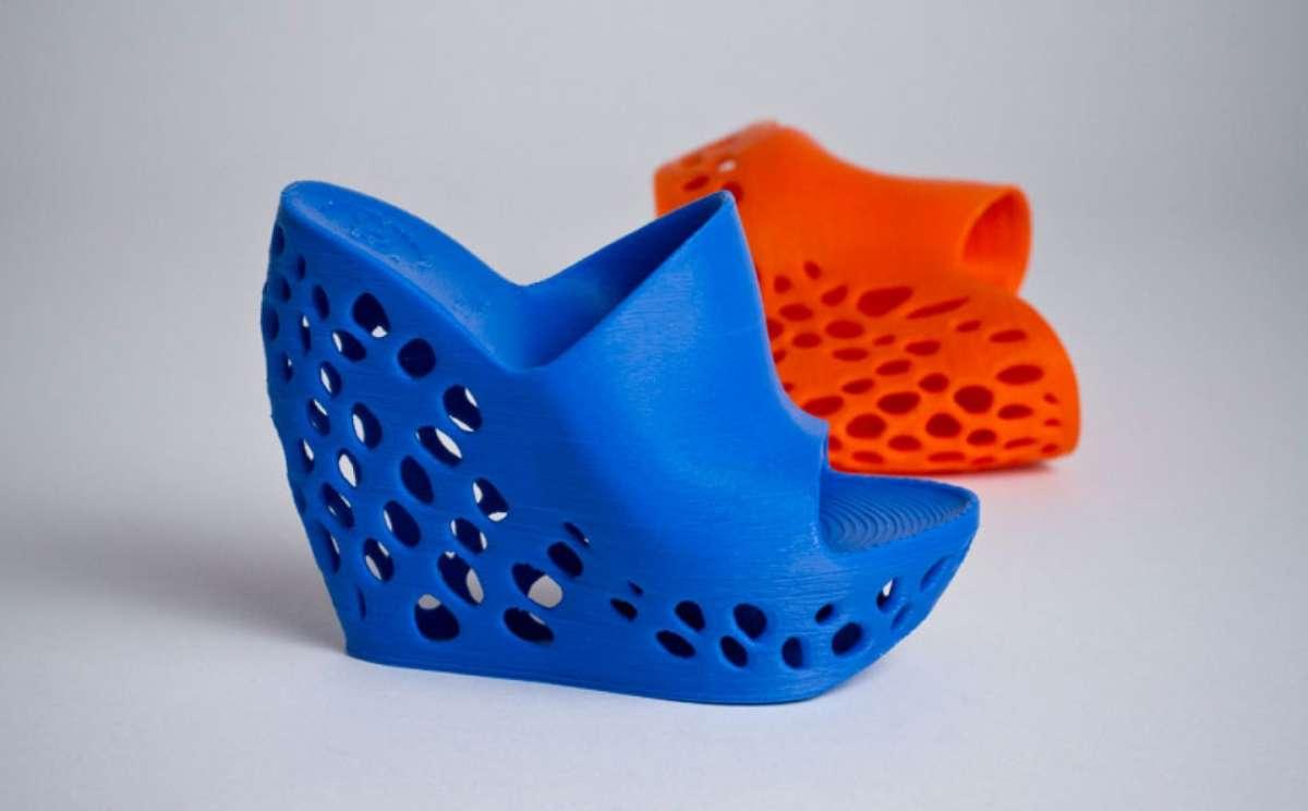 Scarpe 3D finlandesi