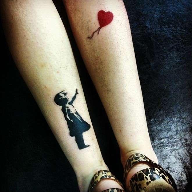 Tatuaggi artistici per chi ama la cultura [FOTO]