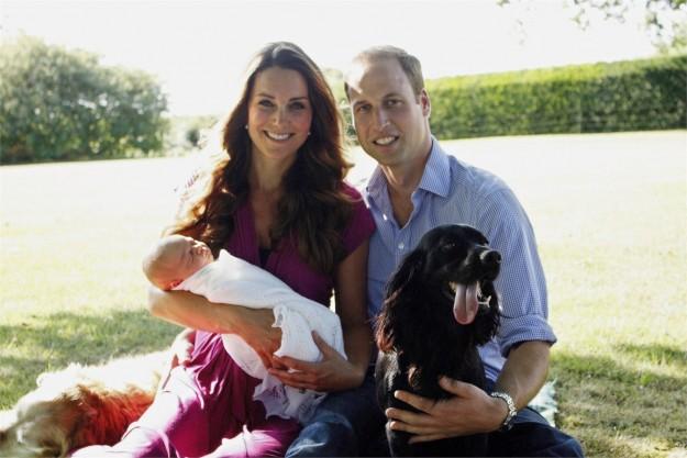 Nuove rivelazioni sul Royal Baby: il parto di Kate Middleton è stato indolore [FOTO]