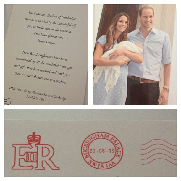 kate william biglietto royal baby