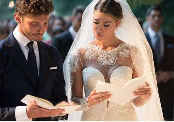 9f5b554efc73 Belen Rodriguez e Stefano De Martino matrimonio  gli ultimi preparativi   FOTO