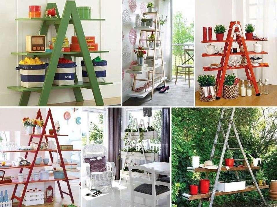 Librerie componibili idee fai da te per arredare la tua casa foto pourfemme - Idee casa fai da te ...