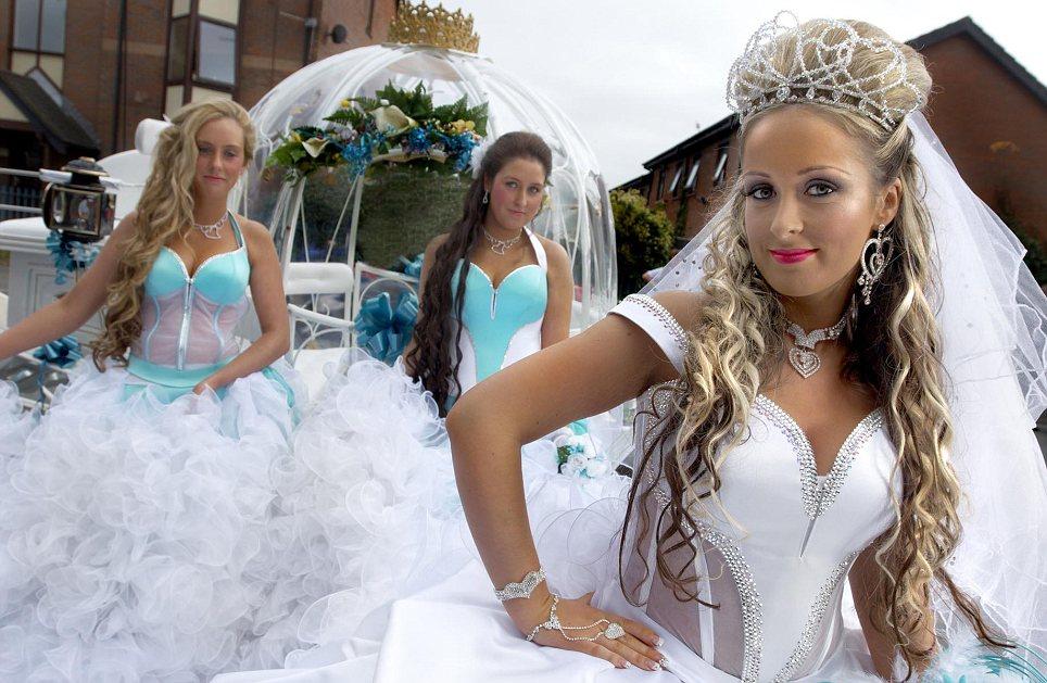 Matrimonio Gipsy Significato : Matrimonio gipsy cos è e come si svolge foto pourfemme