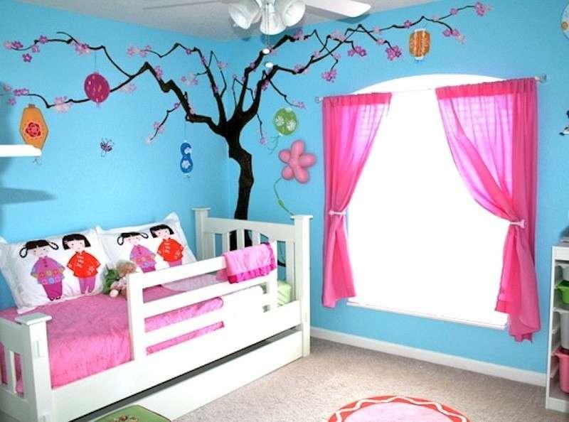Come Scegliere Il Colore Delle Pareti Della Cameretta Per I Bambini