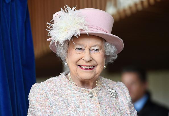 Regina Elisabetta ii del Regno Unito