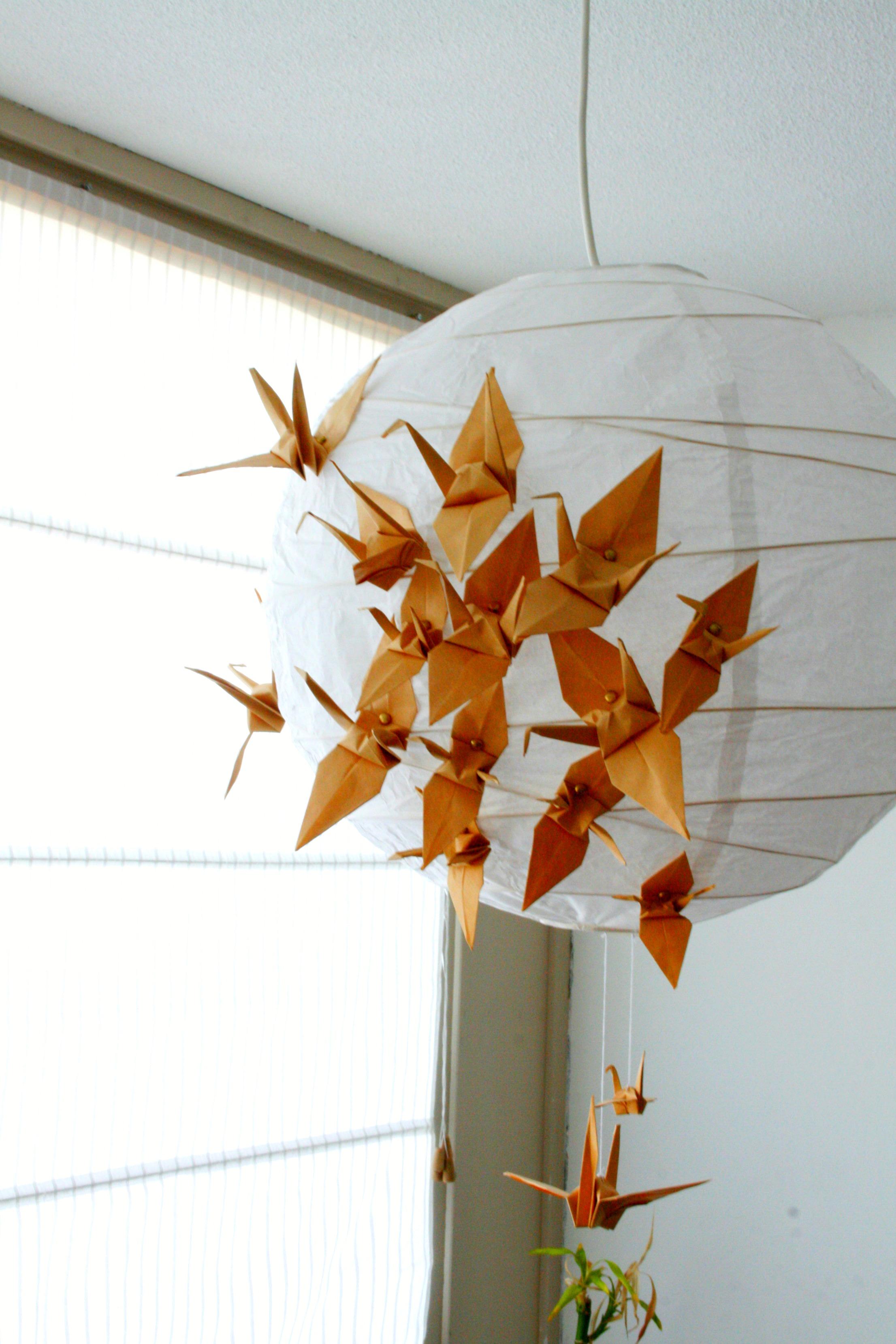 Lampadari fai da te: idee facili e veloci [FOTO]  Pourfemme