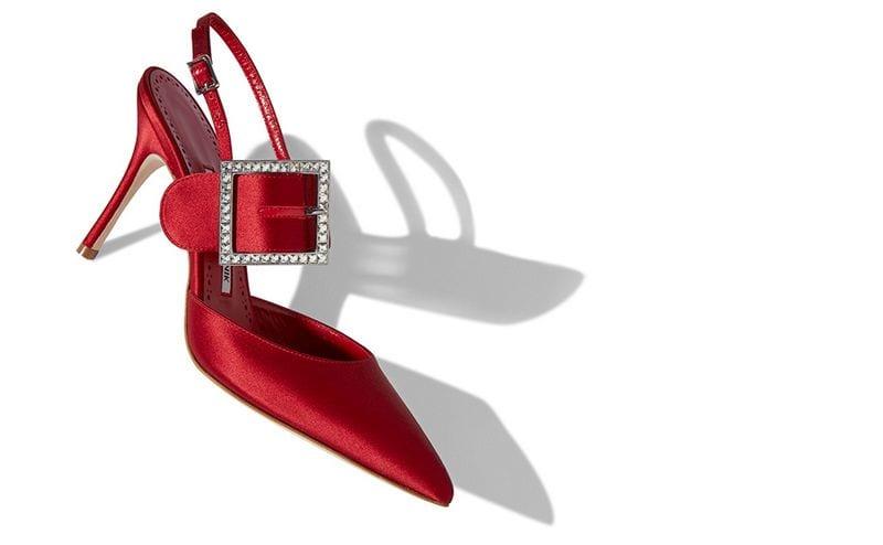 Scarpe eleganti con tacco Manolo Blahnik