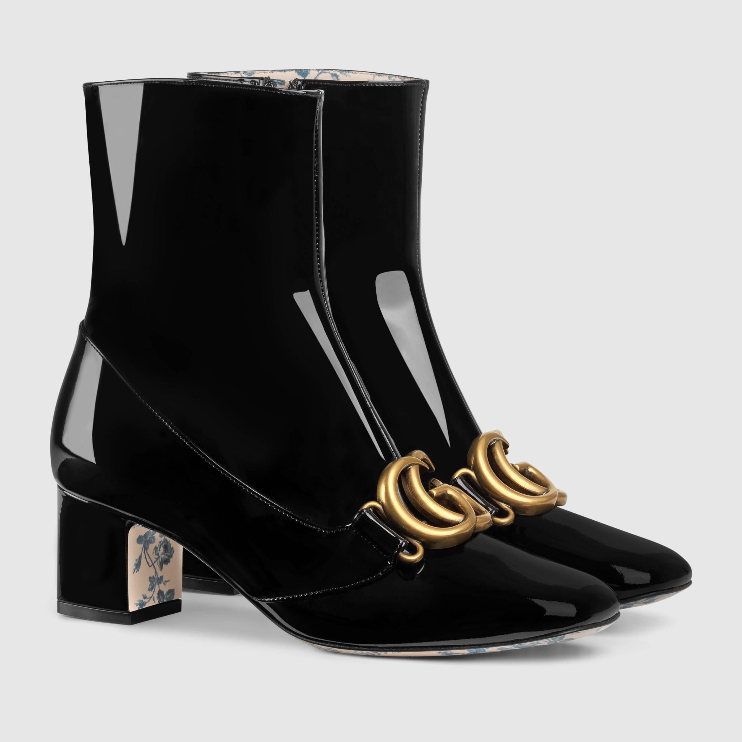 Stivaletti eleganti Gucci