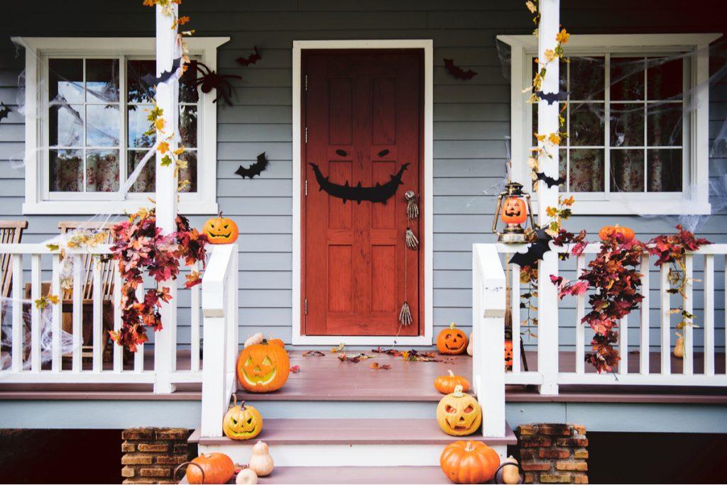Addobbi casa per Halloween