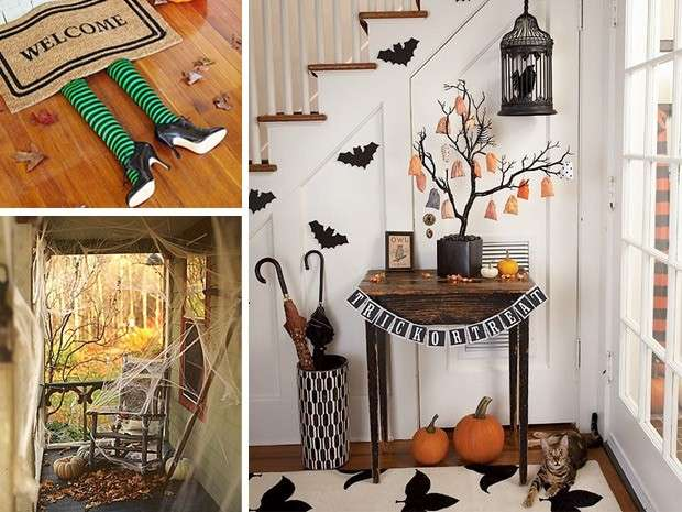 Halloween accessori e mobili per arredare casa foto for Accessori per la casa