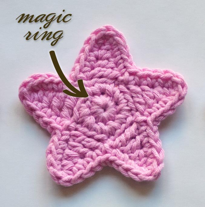 anello magico crochet