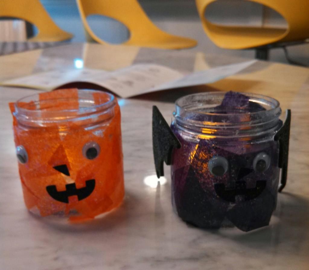 bicchieri simpatici decorati con decoupage