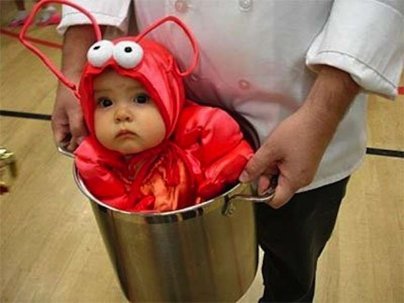 Costumi Halloween divertenti fai da te [FOTO]