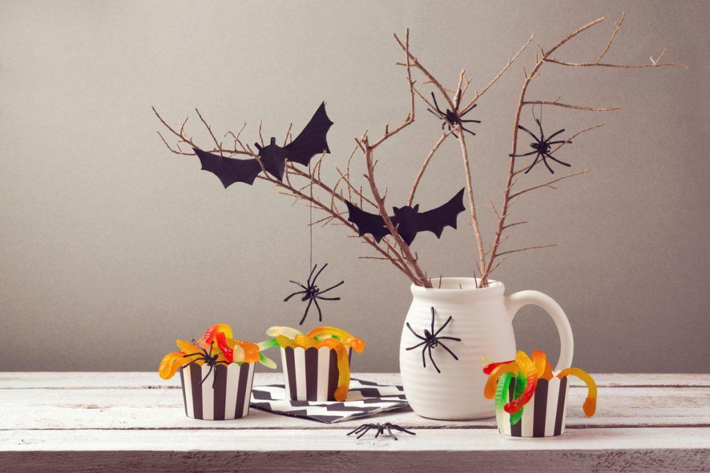 Caramelle per la festa di Halloween