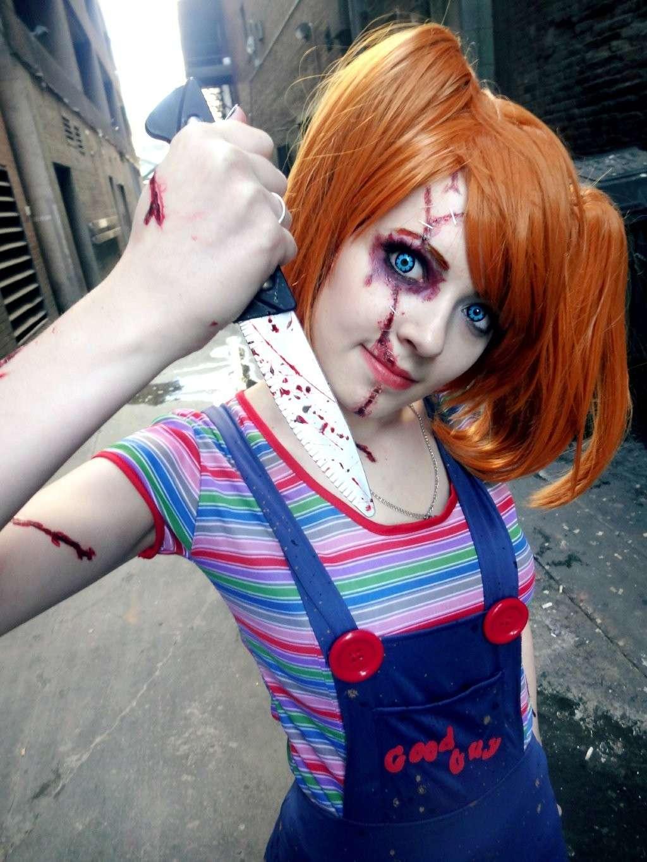 Garanzia di qualità al 100% vendita più calda ultima selezione Costumi di Halloween fai da te bambola assassina [FOTO ...