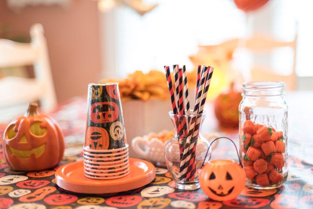 Decorazioni Halloween festa per bambini