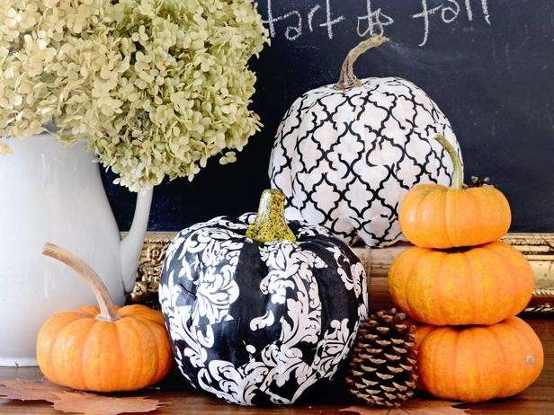 Decoupage per Halloween