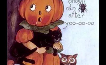 Halloween: storie di paura per bambini