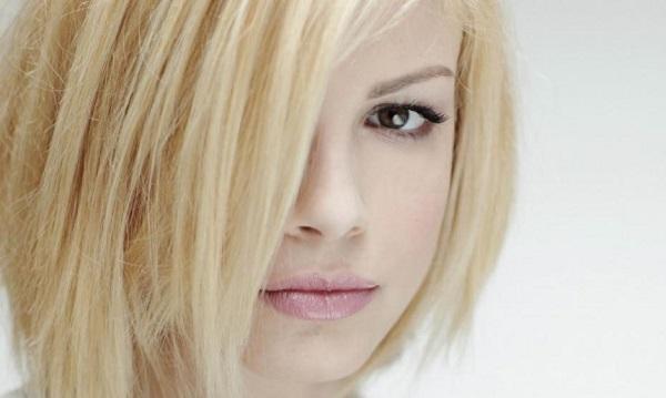 emma marrone capelli trucco naturale dim