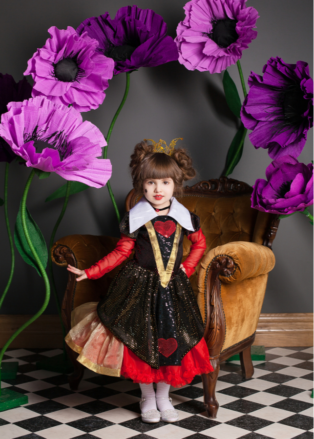 Festa Halloween a tema Alice in Wonderland