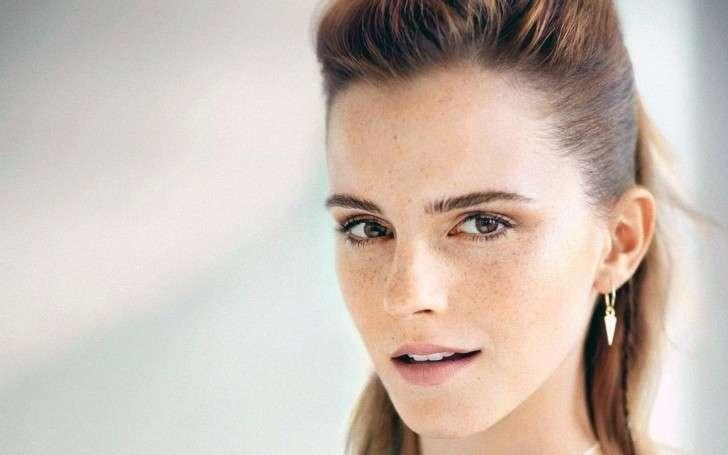 Make up e hairstyle di Emma Watson