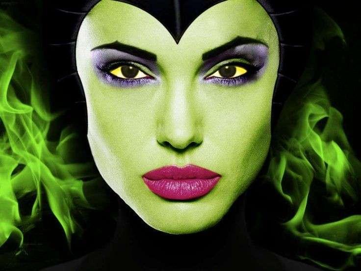 Trucco di Halloween ispirato ai personaggi dei film di animazione [FOTO]