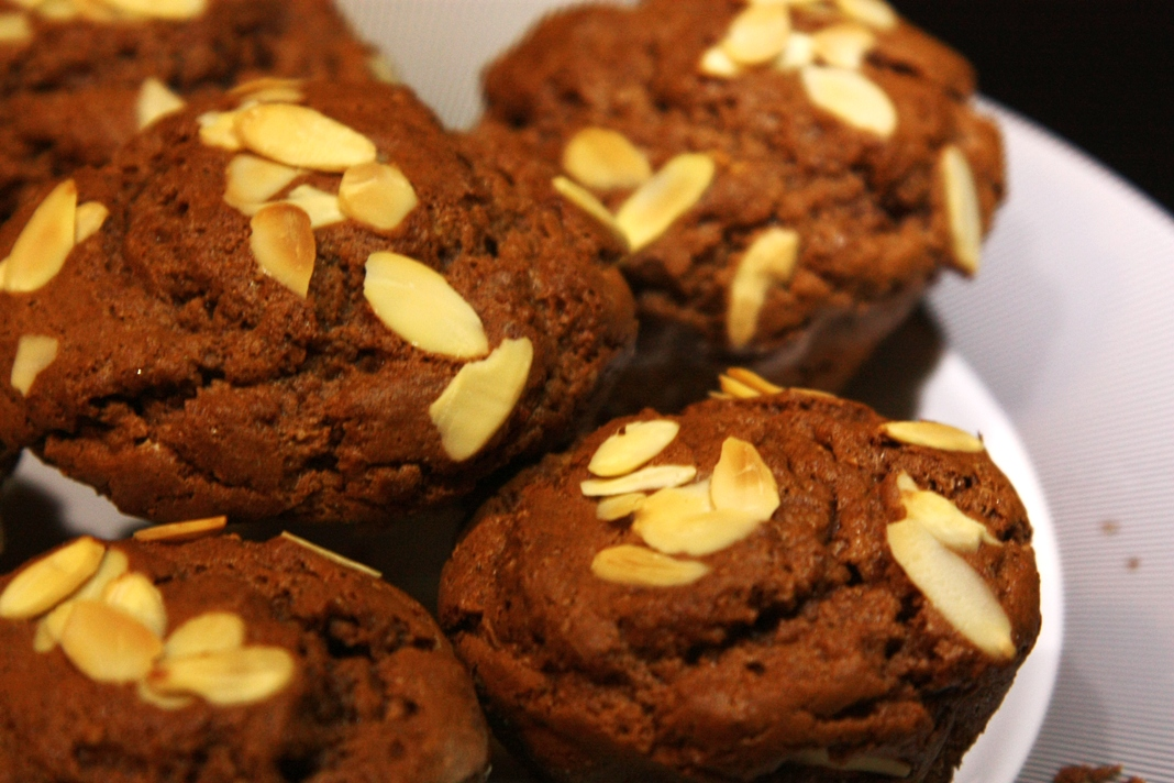 Muffin d'autunno, ricetta dolce light