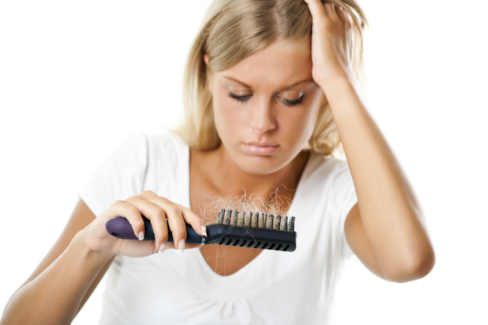 perdita capelli nelle donne