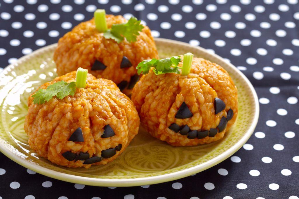 Ricette Halloween supplì