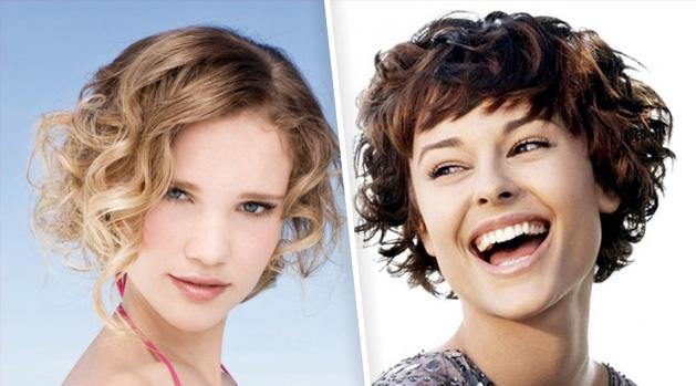 sfida capelli ricci